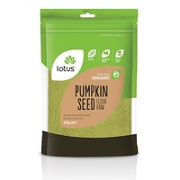 Lotus Pumpkin Seed Flour Raw 250g