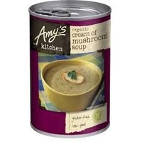 Amys Cream of Mushroom Soup 400g