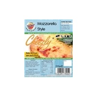 Cheezly Mozzarella Style Soy Cheese 250g
