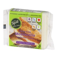 Tofutti Dairy & Lactose Free Mozzarella Cheese (12 Slices) 227g