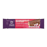 Foods of Athenry Caramel Rocky Road Bar 55g