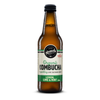 Remedy Kombucha Lemon Lime Mint 330ml