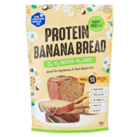 The Protein Bread Co Banana Bread Mix 340g