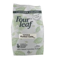 Four Leaf Tender Oats 4kg