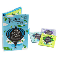 English Tea Shop No Brew Like Home - Travelers Pack (Blue) 15g