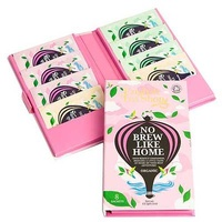 English Tea Shop No Brew Like Home - Travelers Pack (Pink) 13.5g