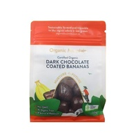 Organic Mountain (Dark) Chocolate Bananas 125g