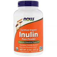 Now Organic Inulin 227g