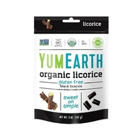 Yum Earth Organic Licorice 142g