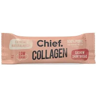 Chief Collagen Protein Bar Cashew Shortbread 45g