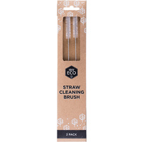 Ever Eco Straw Cleaning Brush (2 Pack)