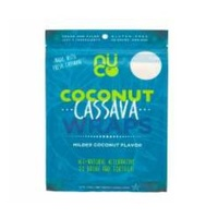Nuco Coconut Cassava Wraps (5 Pack) 55g