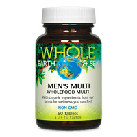 Whole Earth & Sea Mens Multi 60t