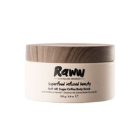 RAWW Buff-ME Sugar Coffee Body Scrub 250g