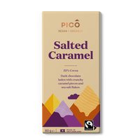 Pico Salted Caramel Chocolate 80g