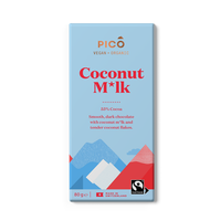 PICO Coconut Milk Chocolate 80g