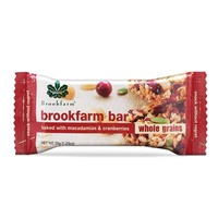 Brookfarm Macadamia & Cranberry Bar 35g