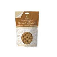 Dr Superfoods Roasted Almonds Amber Chocolate 125g