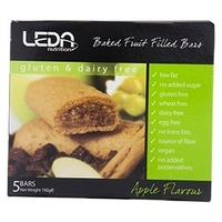Leda Apple Flavour Bars 5pk 190g