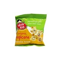 Whole Kids Organic Popcorn (Manuka Honey) 35g