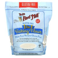 Bobs Red Mill 1 to 1 Baking Flour 1.24kg