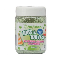 Hoppers 100's & 1000's Green 150g