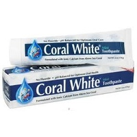 Coral White Mint Toothpaste 170g