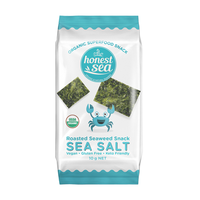 Honest Sea Seaweed Sea Salt 10g