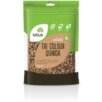 Lotus Organic Quinoa Tri Colour 500g