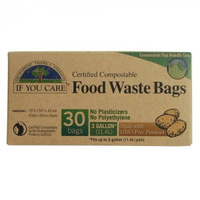 If You Care Food Waste Bags (30 Pack)