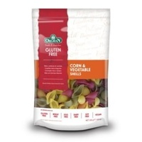 Orgran Corn And Vegetable Pasta Shells 250g