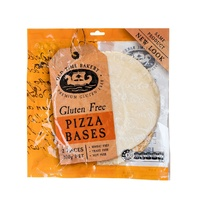Old Time Bakery Pizza Bases 9 Inch (2 Pack) 300g