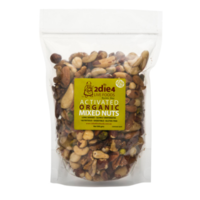 2die4 Activated Mixed Nuts 120g
