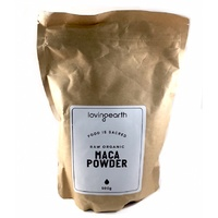 Loving Earth Organic Raw Maca Powder 250g