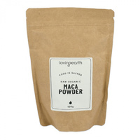 Loving Earth Organic Raw Maca Powder 500g