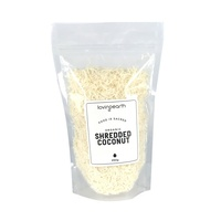 Loving Earth Organic Shredded Coconut 250g