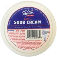 Tofutti Better Than Sour Cream 340g