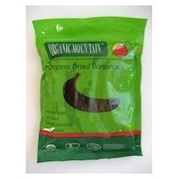 Organic Mountain Organic Dried Bananas 250g
