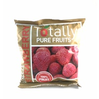 Totally Pure Fruits Freeze Dried Snap Strawberries 25g
