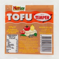 Nutrisoy Tofu with Tempeh 350g