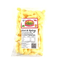 Tisa Hot & Spicy Corn Snacks 40g