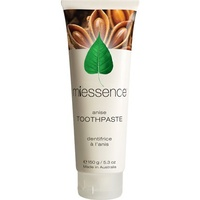 Miessence Organic Anise Toothpaste 150g