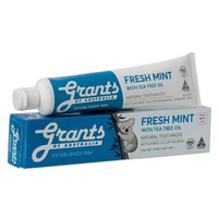 Grants Fresh Mint Toothpaste 110g