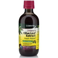 Comvita Children's Olive Leaf Extract Mixed Berry Flavour 200ml