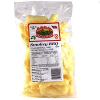 Tisa Smokey BBQ Corn Snacks 40g