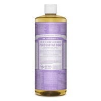 Dr Bronners Hemp Lavender Castile Liquid Soap 946ml