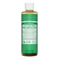 Dr Bronners Almond Castile Liquid Soap 237ml