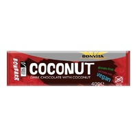 Bonvita Bonbarr Dark Chocolate & Coconut bar 40g