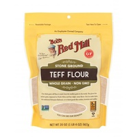 Bobs Red Mill Whole Grain Teff Flour 680g