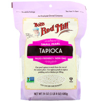 Bobs Red Mill Small Pearl Tapioca 680g